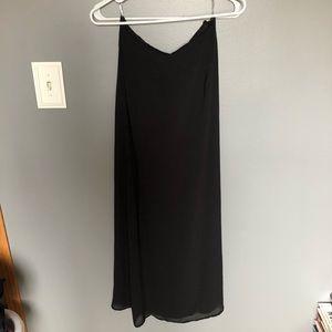 Skirts - Chiffon Maxi Skirt